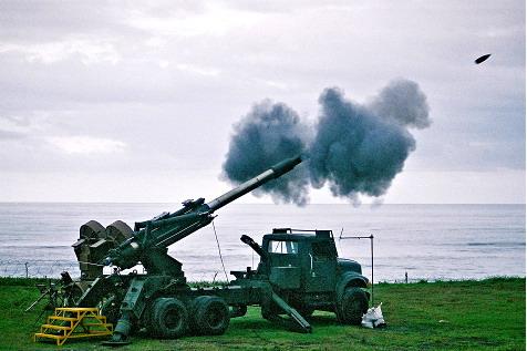 國造輪型一五五公厘自走榴砲