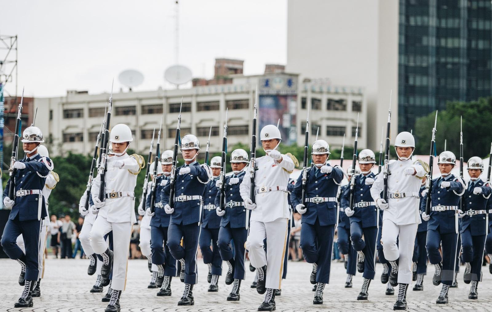 國防部「儀起爭霸」全國高中儀隊決賽