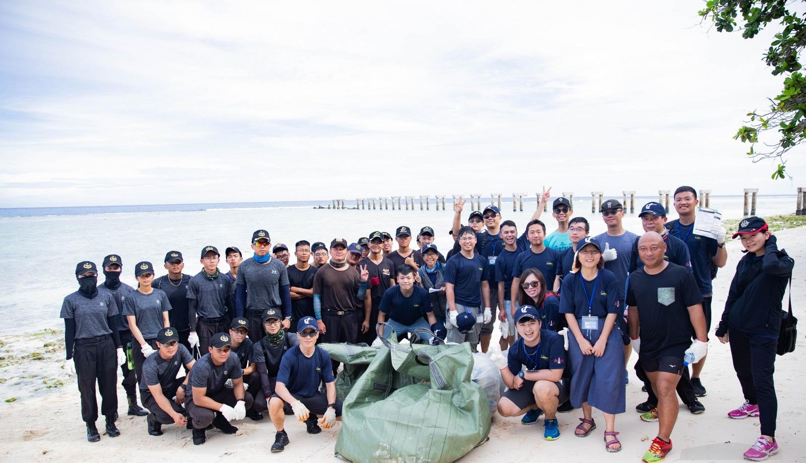 2019年第2梯次「全民國防教育南沙研習營」