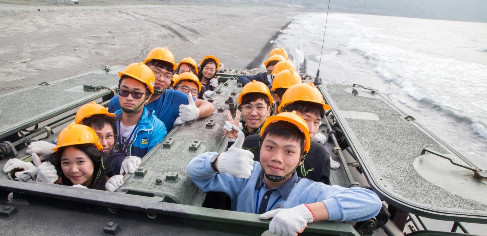 國防部109年全民國防教育寒假戰鬥營