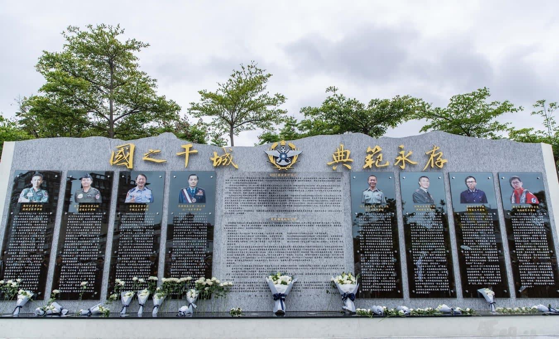 國防部「0102」紀念專區啟用