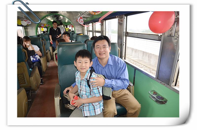 圖_與孩子間有著共同的興趣,也拉近親子的距離。