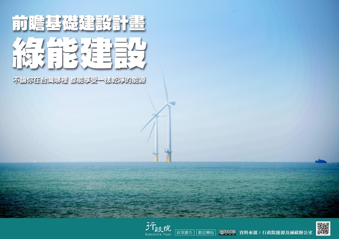 圖:前瞻綠能建設