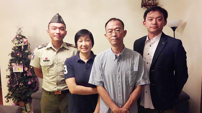 劉家榕很慶幸自己可以捐肝救父,一家人終於能回到從前的日子。