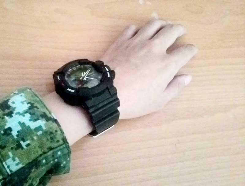王玉婷認為,錶不只是一個數字顯示儀器,也是一種心理傳承的延續,延伸了親情的朋友,助我一「臂」之力的朋友