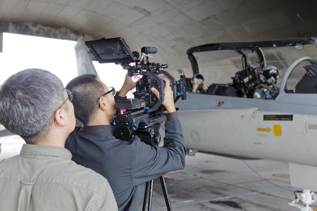 圖:電視節目及影音新聞製作